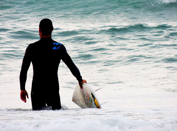 Reservas Surf camp julio en Suances