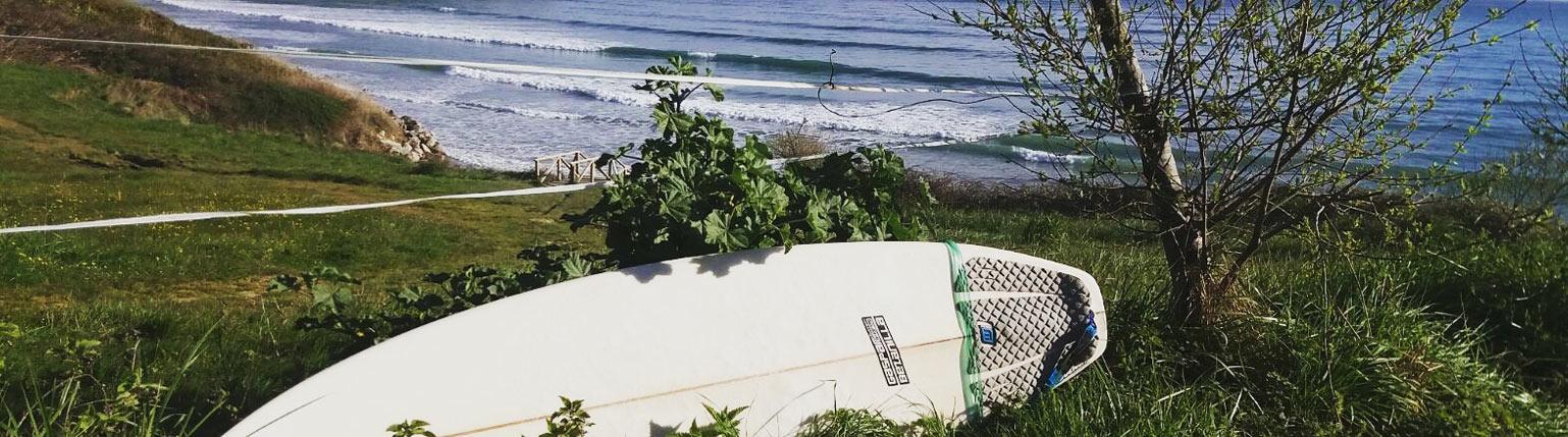 SURF CAMP PARA FREE SURFERS