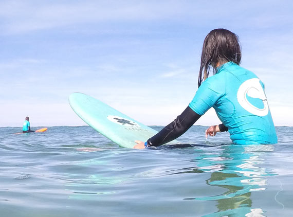Surf Camp verano en Suances